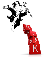 Risk monopoly