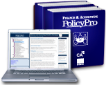 Finance & Accounting PolicyPro